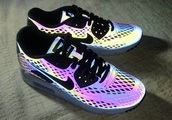 shoes,nike,sneakers,nike running shoes,neon colours