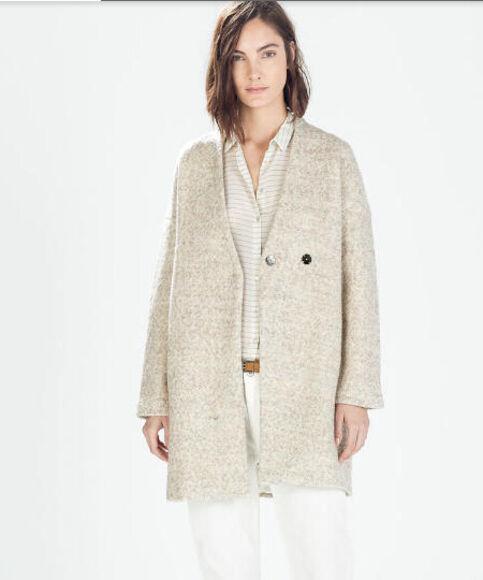 loose coat jacket zara women coat trench coat loose coat coat jacket woolen coat brand coat