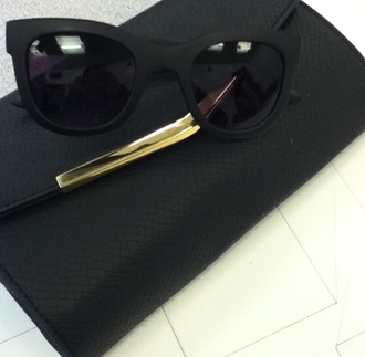 sunglasses matte black black sunglasses cat eye