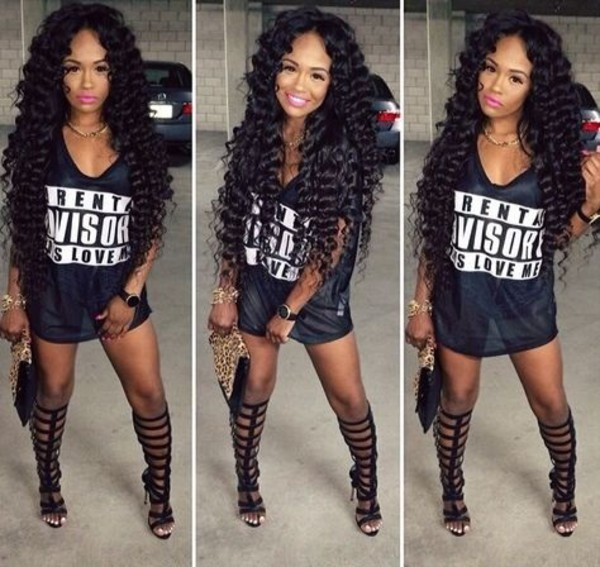 t-shirt shoes black knee high gladiator sandals heels