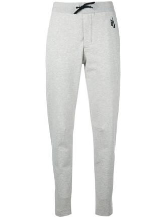 sweatpants women spandex cotton grey pants