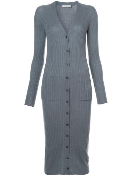 Vince cardigan cardigan long women grey sweater
