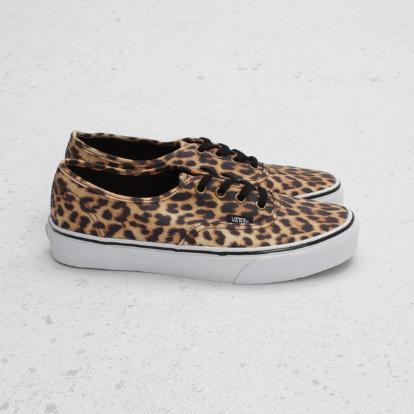 leopard print vans women
