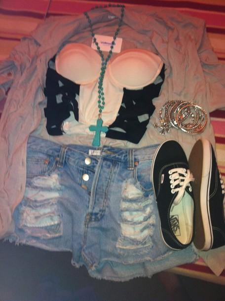 crop tops black white strapless shirt top tank top