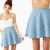 Denim Skater Skirt from Fashion Struck on Storenvy