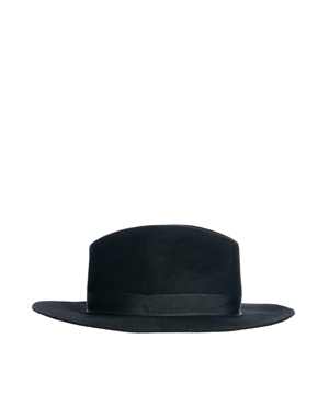 Laird | Laird Crushable Fedora at ASOS