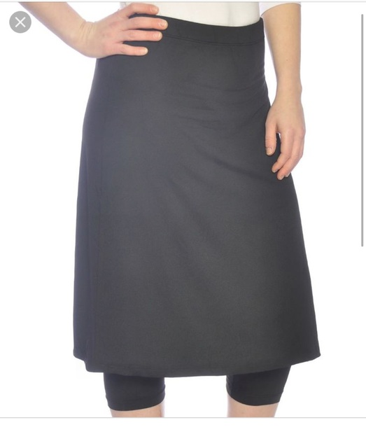 skirt gray skirt workout skirt workout modest skirt