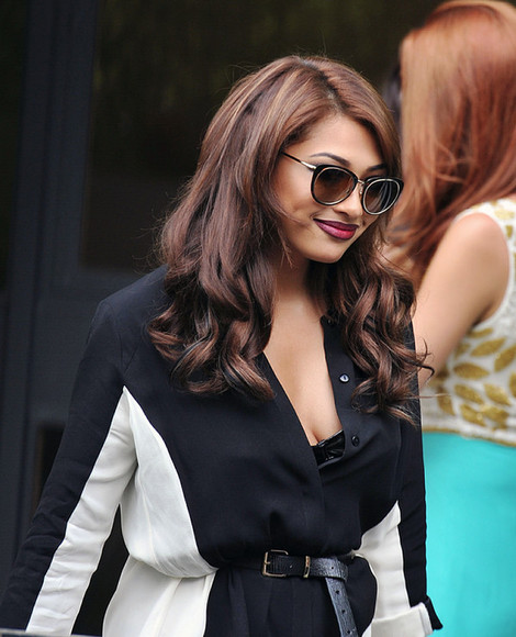 sunglasses cat eye VANESSA WHITE