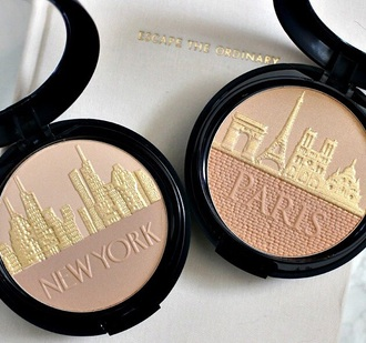 make-up highlighter highlight bronzer contour powder pressed powder