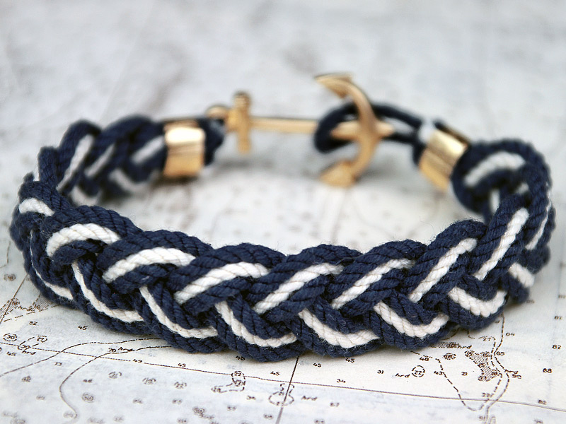 Anchor Bracelet - Blakes Yacht Club - by Kiel James Patrick