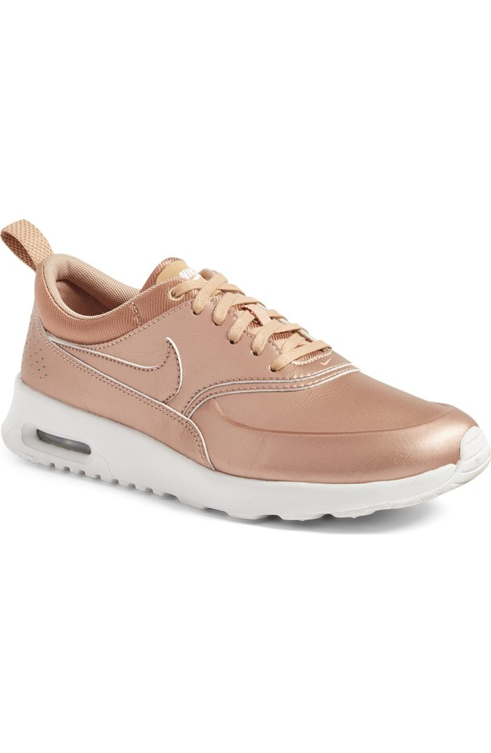 6e31e89c1b ... Nike Air Max Thea SE Sneaker (Women) | Nordstrom Wmns Nike Air Max Thea  SE Metallic Red Bronze Womens Running Shoes 861674-902 ...
