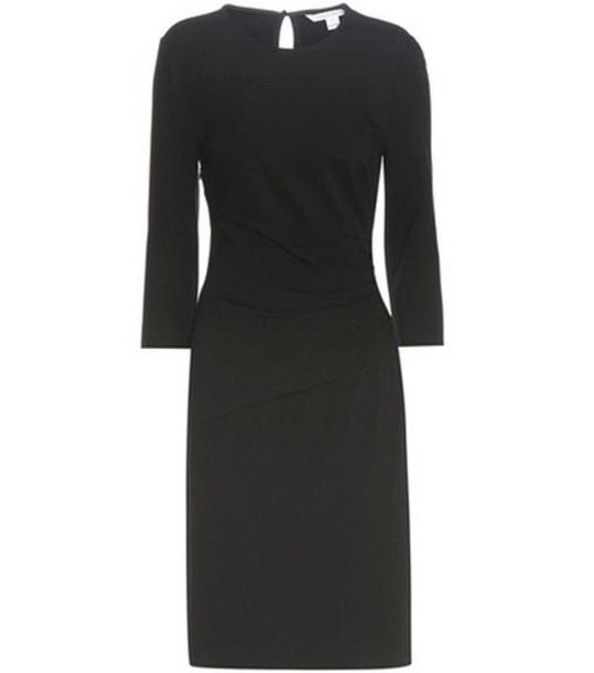 Diane von Furstenberg Glennie Dress in black