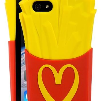 Moschino 'Fast Food' iPhone 5 Case on Wanelo