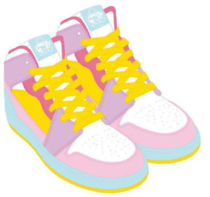 Creamy Mami Sneaker Shoes Yu Morisawa Size L 24 25cm Japan Limited | eBay