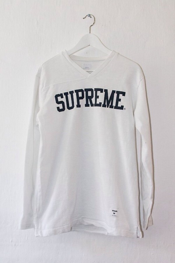 shirt supreme
