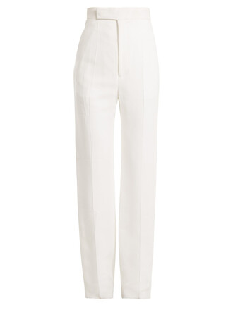 high white pants