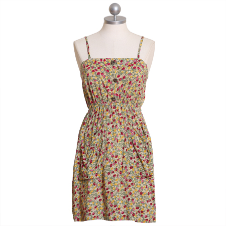 rosey posey floral dress 36 99 shopruche vintage
