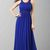 Navy Scoop Neck Prom Dress For Girls KSP055 [KSP055] - £99.00 : Cheap Prom Dresses Uk, Bridesmaid Dresses, 2014 Prom & Evening Dresses, Look for cheap elegant prom dresses 2014, cocktail gowns, or dresses for special occasions? kissprom.co.uk offers various bridesmaid dresses, evening dress, free shipping to UK etc.