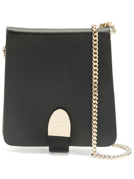 lanvin women bag black