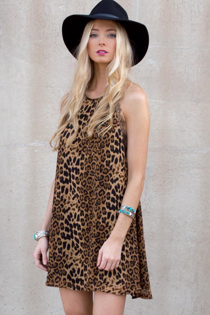 Leopard print – luv mint