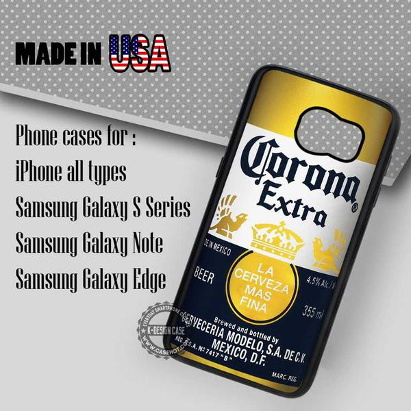 Samsung S7 Case - Corona Beer Whiskey- iPhone Case #SamsungS7Case #art #yn