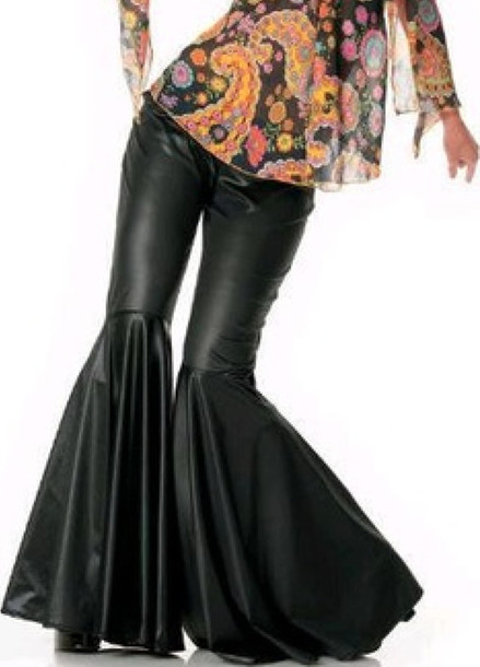 Pants Flare Bell Bottoms 1960s Wheretoget