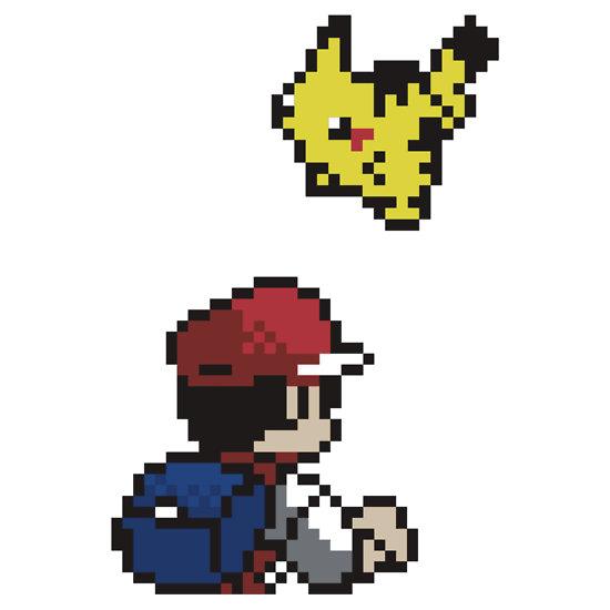 """8 bit pokemon battle"