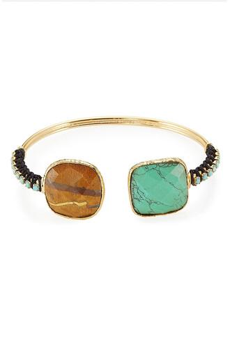 embellished multicolor jewels