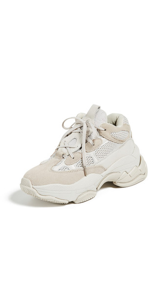 Jeffrey Campbell Hotline Dad Sneakers in white