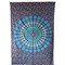 Indian hippie mandala bedspread - handicrunch