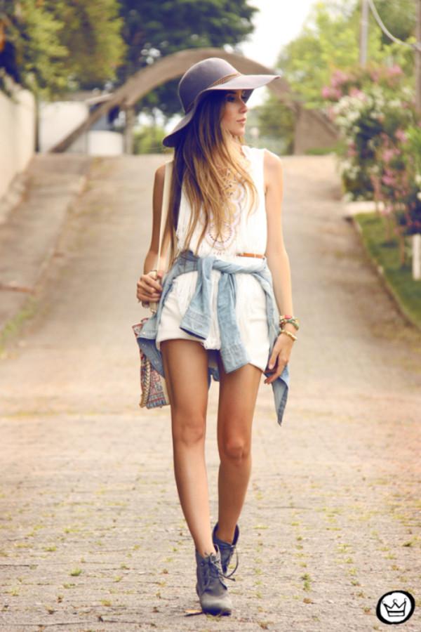 fashion coolture dress shirt hat bag shoes
