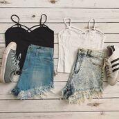 shorts,wild fae,high waisted,High waisted shorts,denim shorts,denim,cut off shorts,cut offs