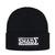 SHADE Black Beanie Hat ? SHADE London