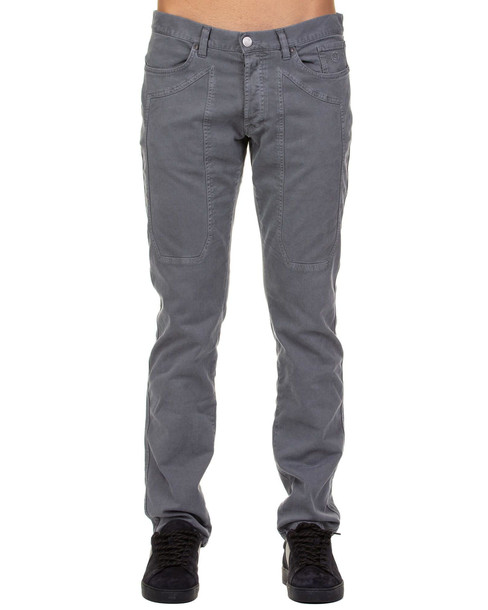 Jeckerson Cotton Stretch Jeans in grey