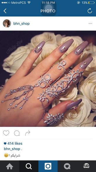 jewels purple jewelry knuckle ring ring silver ring statement ring bling silver silver jewelry