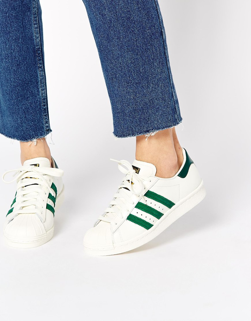 adidas originals superstar trainers