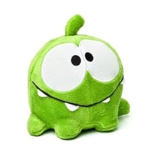 green bag cut the rope monster