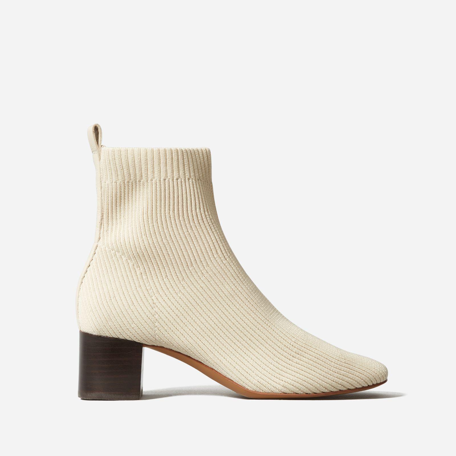 Women's Glove Boot ReKnit in Bone