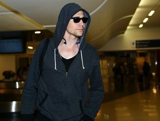 jacket celebrities tom hiddleston hoodie