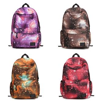 bag galaxy print galaxy bag