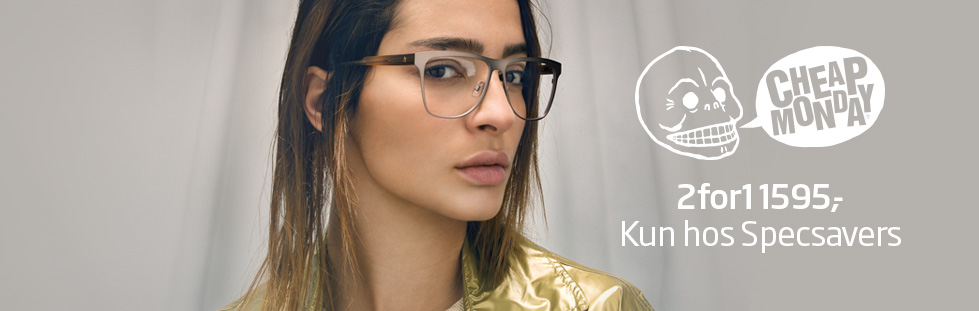 Cheap Monday | Specsavers Optikk