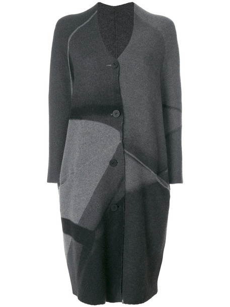 coat long women grey