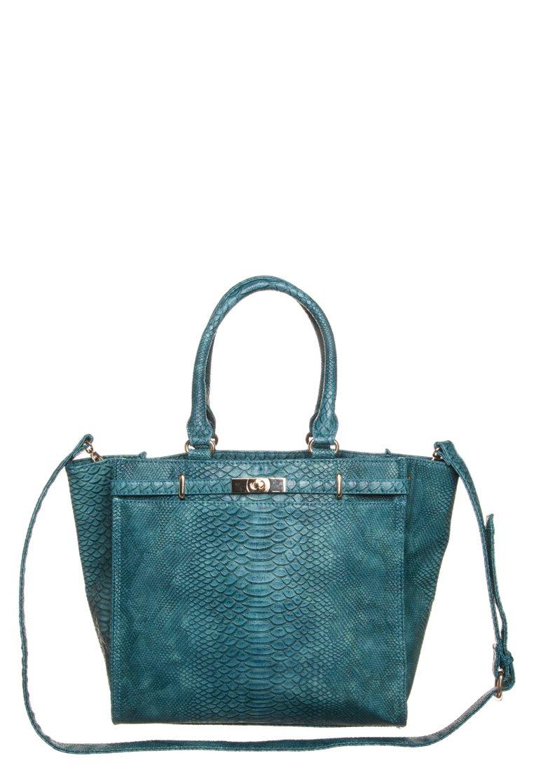 Urban Expressions MILAN - Shopping Bag - emerald - Zalando.de