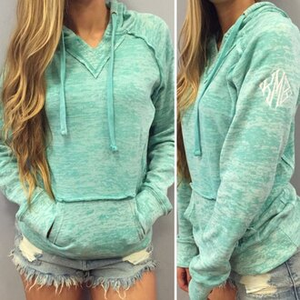 sweater jumper mint casual comfy fashion trendy hot sporty rose wholesale-feb