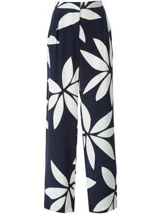 pajamas fashion clothes farfetch high waisted trousers