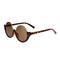 Half round sunglasses
