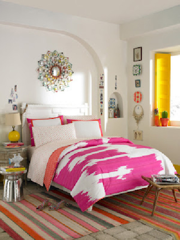 teen vogue ikat bedding collection - online only - belk