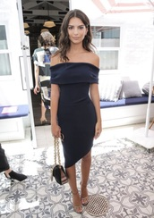 dress,navy,emily ratajkowski,off the shoulder,bardot dres,bardot dress,off the shoulder dress,bodycon,bodycon dress,midi,midi dress,celebrity,celebstyle for less,party dress,sexy party dresses,sexy,sexy dress,party outfits,sexy outfit,summer dress,summer outfits,spring dress,spring outfits,fall dress,fall outfits,classy dress,elegant dress,cocktail dress,cute dress,girly dress,date outfit,birthday dress,clubwear,club dress,graduation dress,homecoming dress,homecoming,wedding guest,wedding clothes,engagement party dress,prom,prom dress,short prom dress,formal,formal dress,formal event outfit,romantic dress,romantic summer dress,summer holidays,holiday dress,holiday season