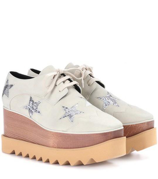 Stella McCartney shoes beige