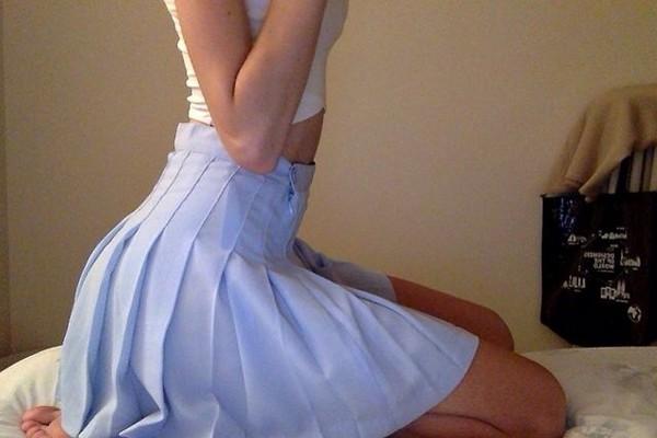 skirt high waisted skirt high waisted pastel goth